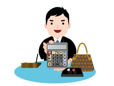 【買取実績】「ルイ・ヴィトン クレベールPM M51334 バッグ」を名古屋市東区で買取